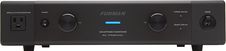 Furman Elite-15 PF i 13-Outlet Linear Filtering AC Power Source