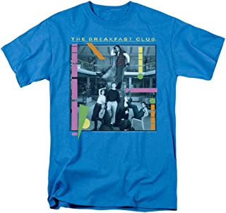 be5bbd0a9 The Breakfast Club Breakfast Club/Tree - Short Sleeve Adult T-Shirt -  Turquoise
