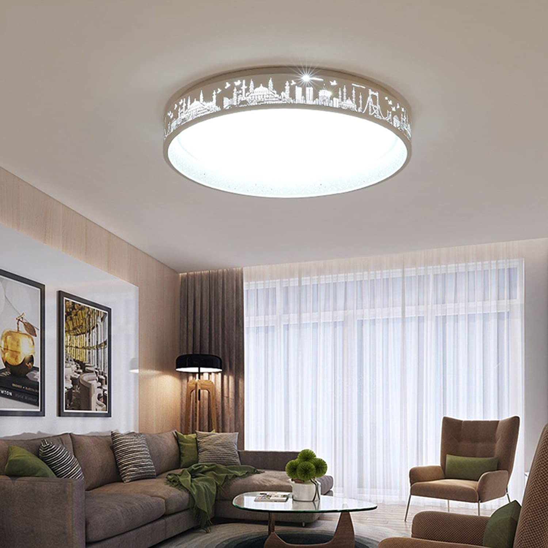 Ledckenleuchte Travel Creative Patternsign Lampen Decke LED ...