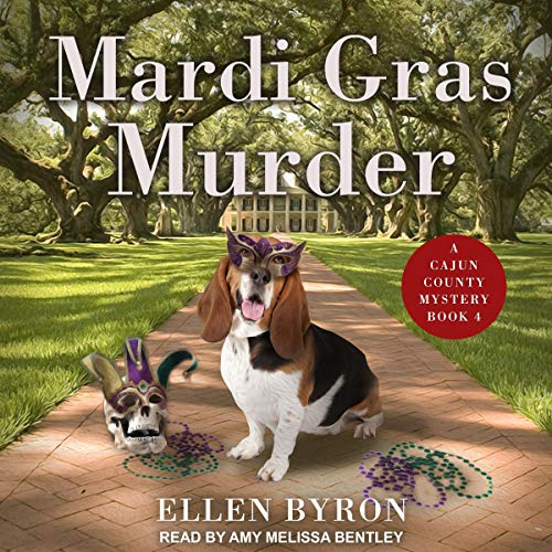 Mardi Gras Murder: Cajun Country Mystery Series, Book 4