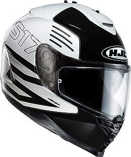 HJC IS-17 Genesis Helm Zwart/wit