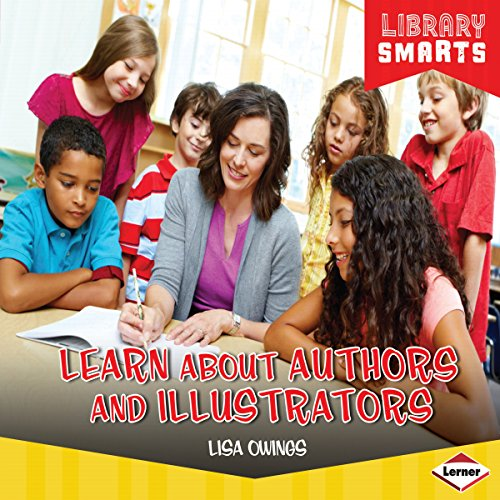 Learn About Authors and Illustrators copertina