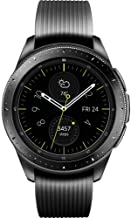 Samsung Galaxy Watch (42mm) Smartwatch (Bluetooth) Android/iOS Compatible -SM-R810 –..