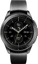Samsung Galaxy Watch (42mm) Smartwatch (Bluetooth) Android/iOS Compatible -SM-R810 – Intenational Version -No Warranty (Mi...