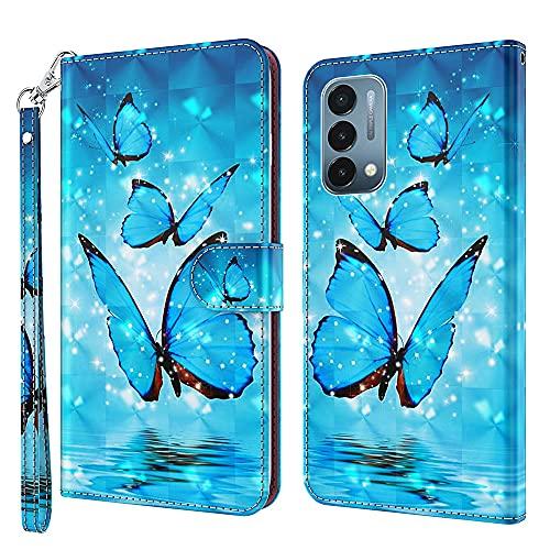 Asdsinforu OnePlus Nord N200 5G Case 3D Full...