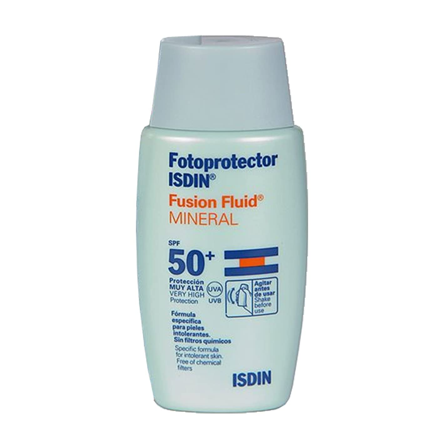 五ベルトカスケードIsdin Protection Fusion Fluid Mineral Spf50+ 50ml [並行輸入品]