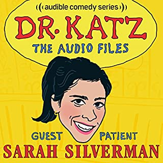 Ep. 3: Sarah Silverman audiobook cover art