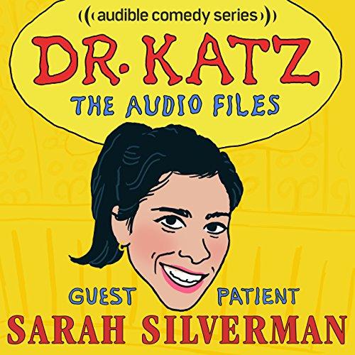 Sarah Silverman cover art