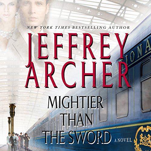 Page de couverture de Mightier than the Sword