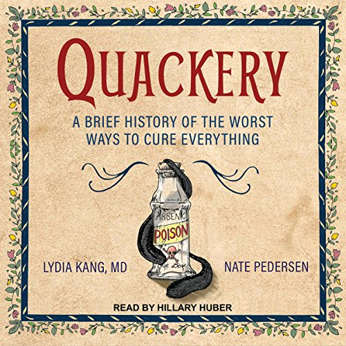 Quackery cover art