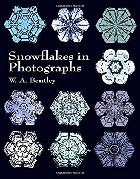 Snowflakes in Photographs  Dover Pictorial Archive