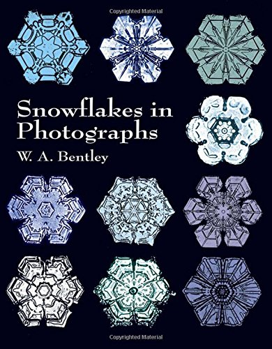 Snowflakes in Photographs (Dover Pictorial Archive)の詳細を見る