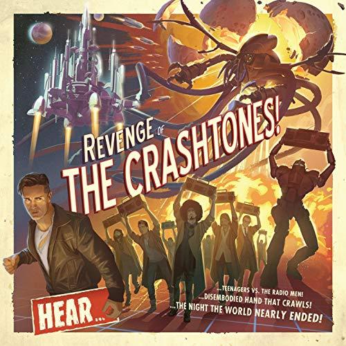 Revenge Of The Crashtones