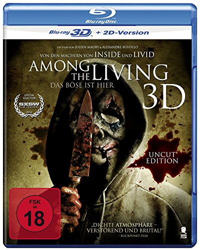 Among the Living - Das Böse ist hier (Uncut) [3D Blu-ray + 2D Version]