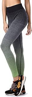 Qutool Women's Sports Pants Yoga Leggings Tights Workout Pant Running Pant