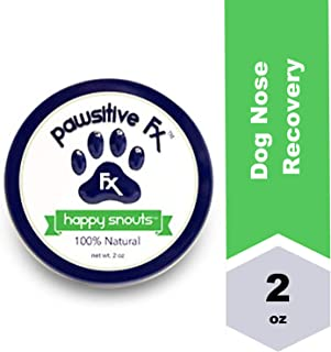 Best Dog Nose Balm Hemp Oil (2 oz Tin) VITA Activate Natural Snout Soother for Dry Chapped Cracked and Crusty Dog Nose Remedy