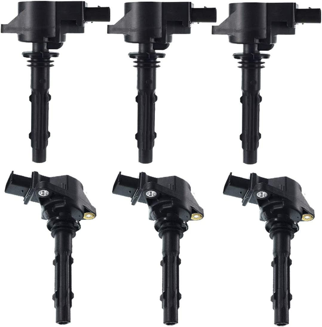 A-Premium Engine Ignition OFFicial mail order Coil Packs for Award Replacement Dodge Sprin