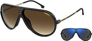 نظارات شمسية من كاريرا للكبار من الجنسين Changer65: اللون: أسود، المقاس: 67