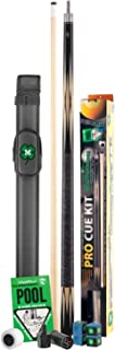 McDermott Pro Pool Cue Kit with Free Hard Case