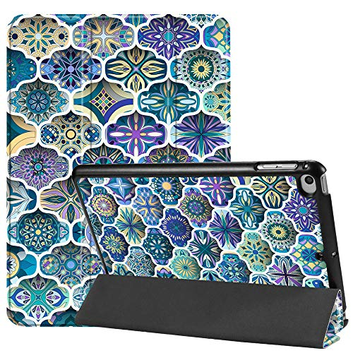 SanJune Slim Case for Samsung Galaxy Tab A 8.0 2019 Without S Pen Model, SM-T295 (4G) / SM-T290 (WLAN), Cool Jewel