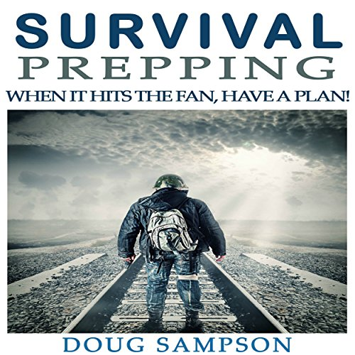 Survival Prepping audiobook cover art