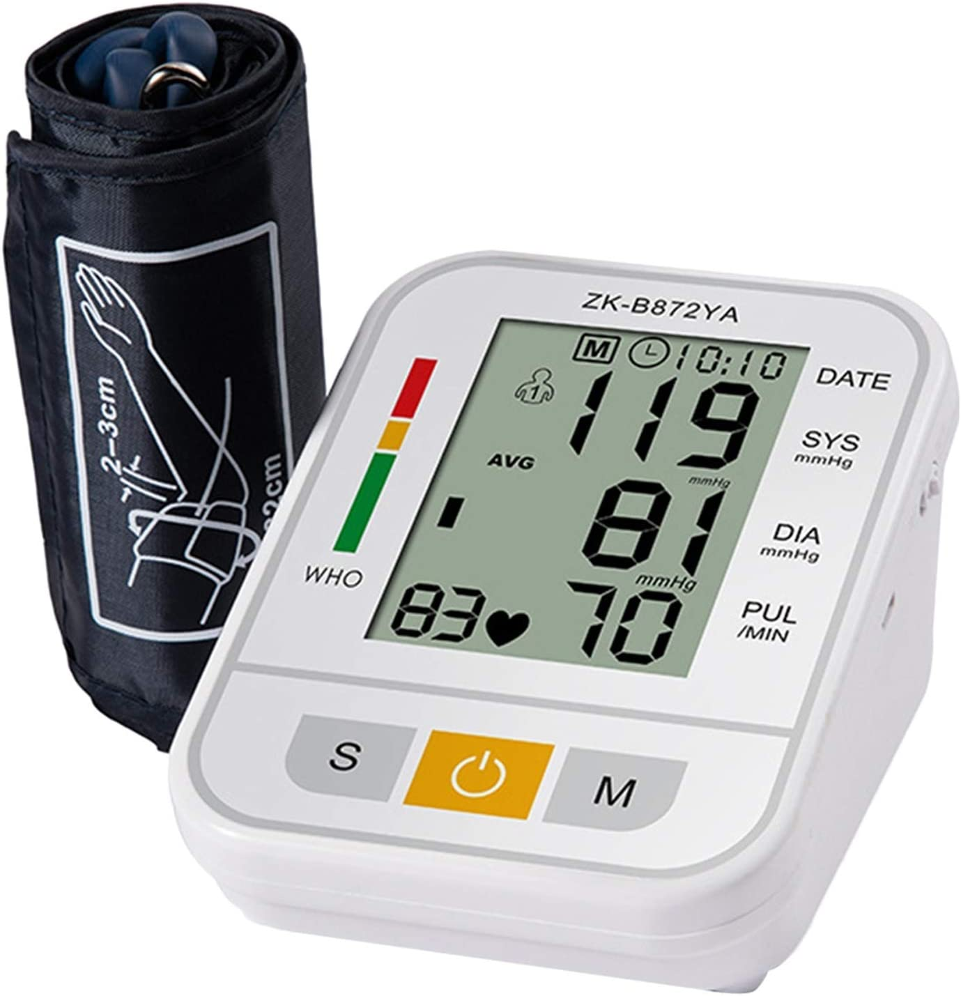 Medical Supplies and Equipment Household Blood Detroit Mall Pressure US New Shipping Free Gauge