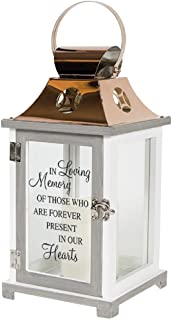 Carson in Loving Memory Memorial Lantern