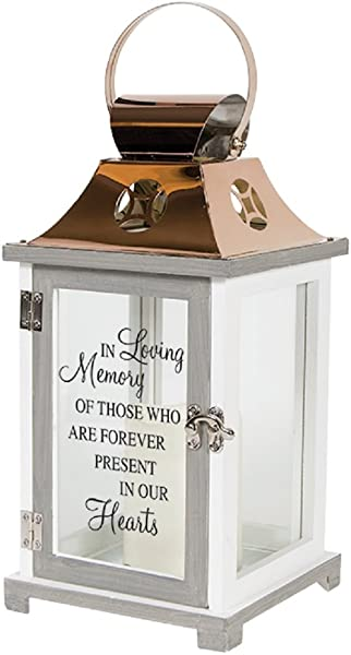 Carson In Loving Memory Memorial Lantern