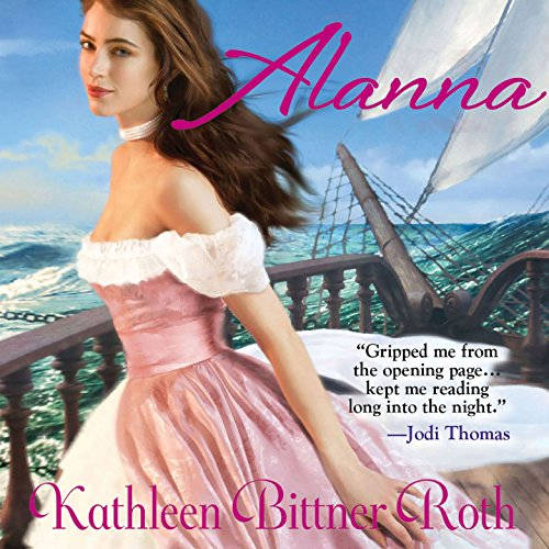 Alanna audiobook cover art