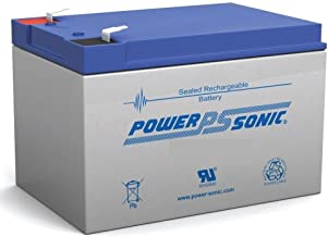 Lead Acid Battery Works with NuStep T5 T5XR T5XRW Recumbent Stepper Crosstrainer Elliptical
