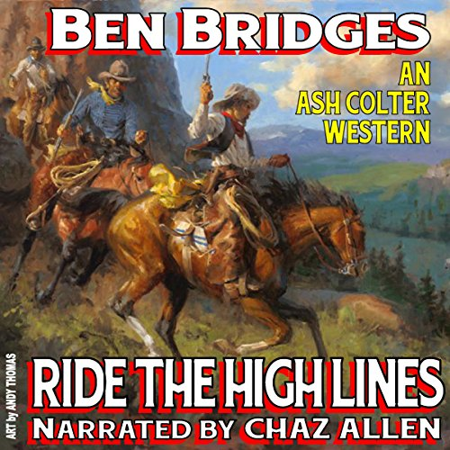 Ride the High Lines cover art