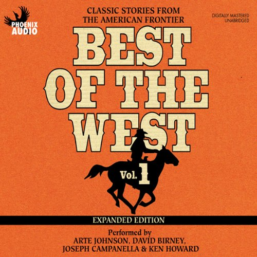 Best of the West Expanded Edition, Vol. 1 audiobook cover art