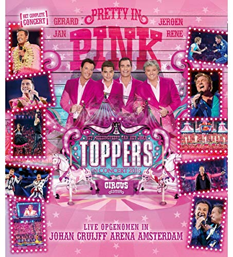 Toppers - Toppers In Concert 2018 - Pretty In Pink