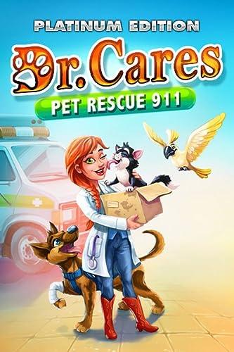 Dr. Cares: Pet Rescue 911 Platinum Edition [PC Download]