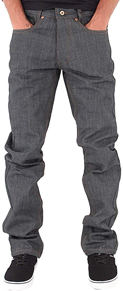 Rocawear Mens Boys Double R Star Relaxed Fit Hip Hop Jeans RJPN : Clothing, Shoes & Jewelry