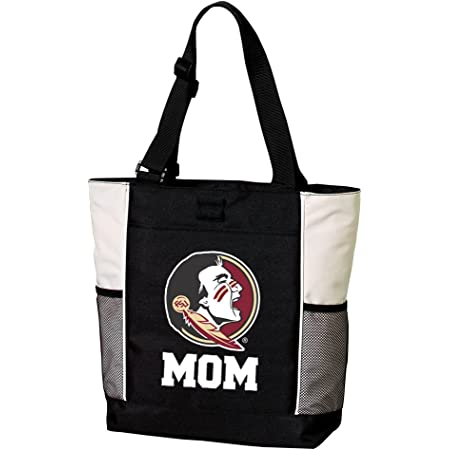 Broad Bay NC State Mom Tote Bags Red NC State Mom Totes Beach Travel