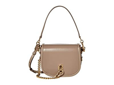 Marc Jacobs The Saddle Bag (Cement) Handbags