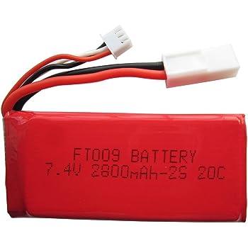Efaso Boot FT009-15 BATERIA 1500mAh para Revell Control 24128
