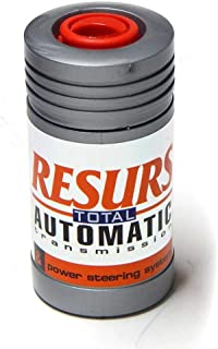 RESURS در کل 50 گرم مواد افزودنی روغن گیربکس اتوماتیک / بازیابی گیربکس / ترمیم کننده گیربکس / بازیابی گیربکس اتوماتیک / ترمیم کننده گیرنده اتوماتیک / ترمیم کننده گیربکس نانو گیرنده گیر / بازگردانی CVT