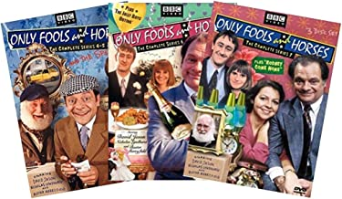 Only Fools and Horse DVD Collection: The Complete Fourth, Fifth, Sixth & Seventh Seasons (Seasons 4, 5, 6 &7) [BBC Series]