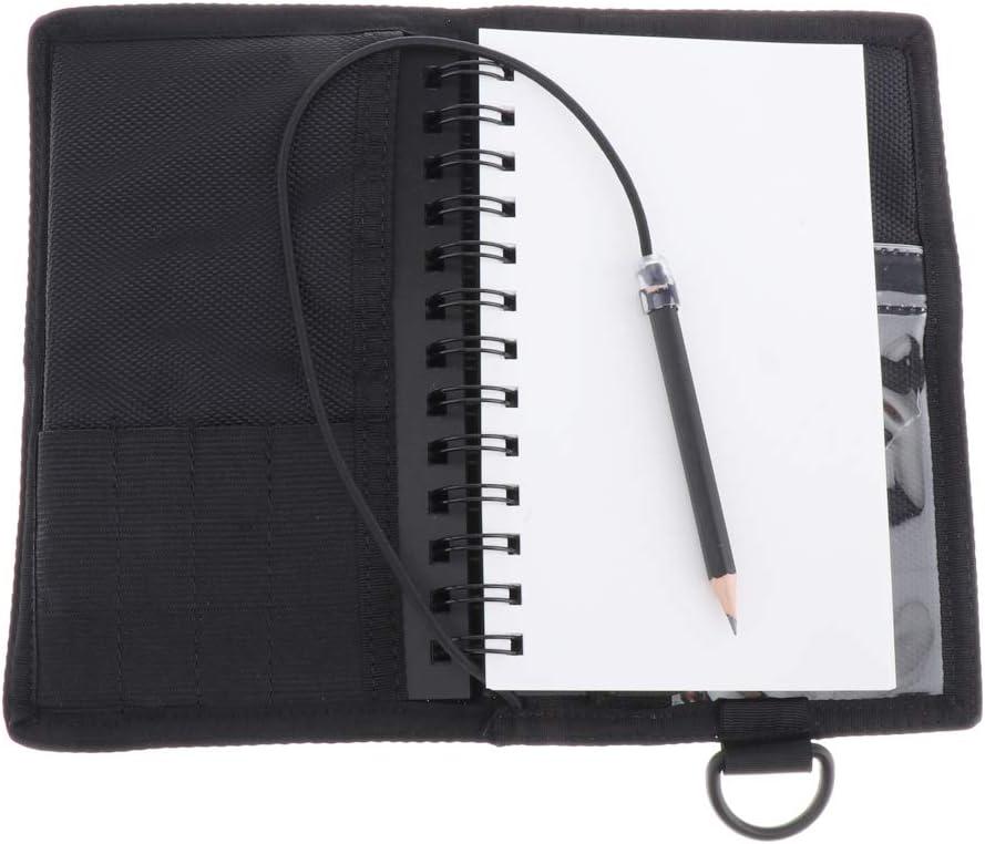 Tongina 50-Page Scuba Diving Notebook Regular dealer Dive Atlanta Mall Diary Pencil with Log