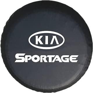 Moonet Spare Wheel Tire Cover For KIA Sportage 15 inch