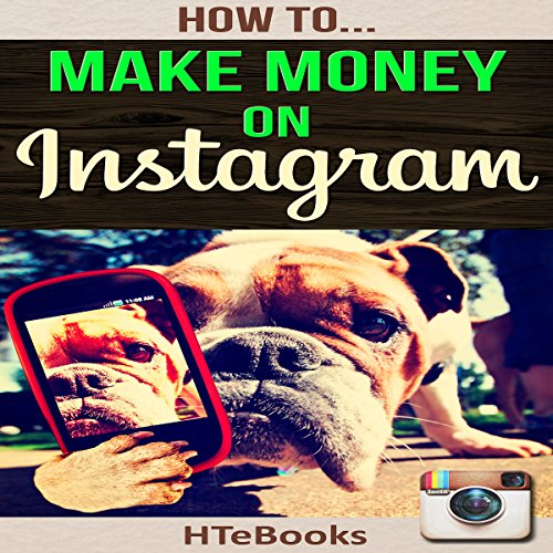 How to Make Money on Instagram audiobook cover art
