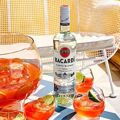 Rum online kaufen: Bacardi Carta Blanca - 5
