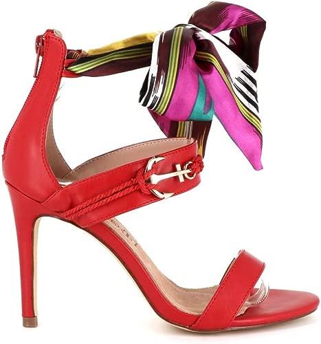 Sandale mit Absatz Martie, Rot - rot - Größe  39 EU