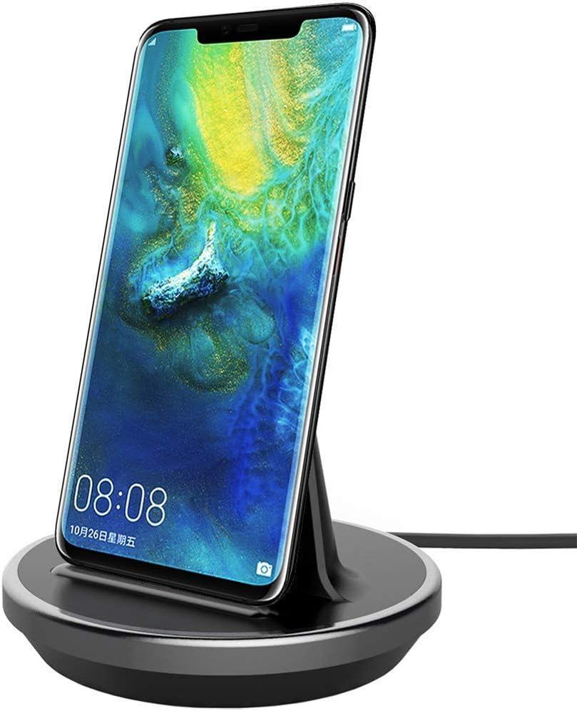 NXET USB C Ladestation für Huawei P20 Pro/Mate20 Pro/P20 Pro/P20 ...