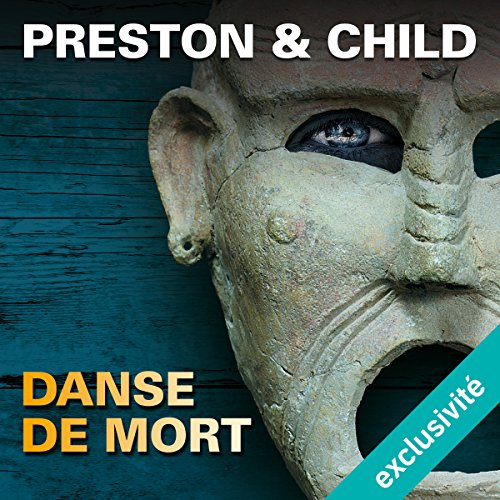 Danse de mort audiobook cover art