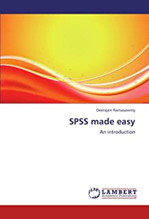 SPSS made easy: An introduction