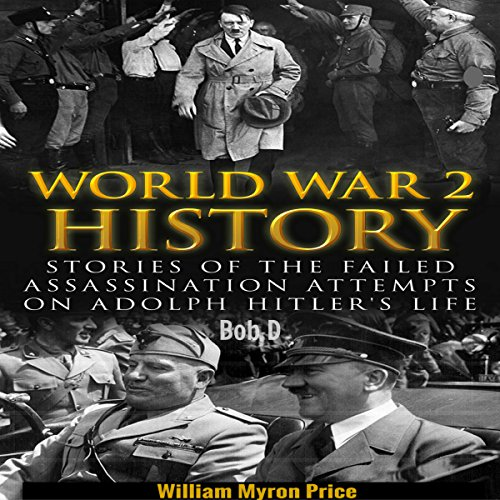 World War 2 History audiobook cover art