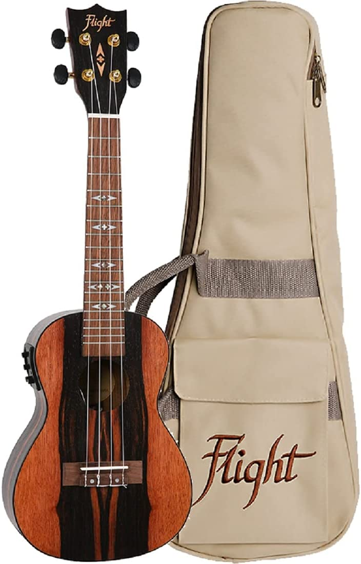 All stores are sold Flight 4-String Amara Electro-Acoustic Ranking TOP16 DUC460C Concert Ukulele